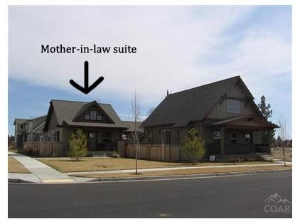 Mother in law suites adams design construction House plans with separate inlaw apartment
